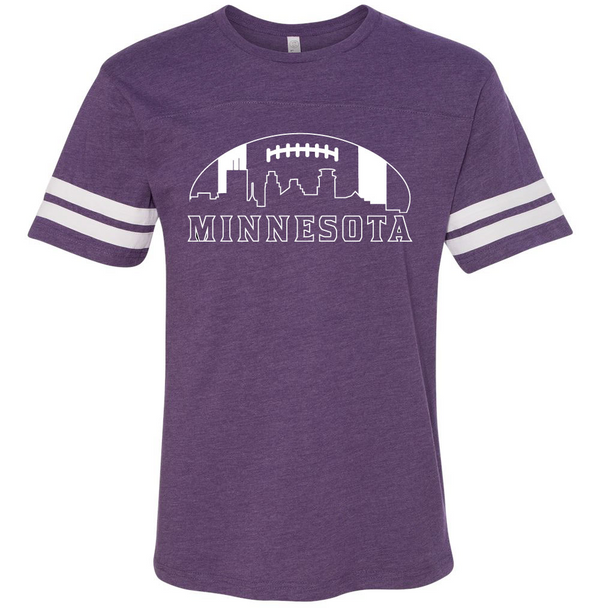 Minnesota Football Skyline T-Shirt