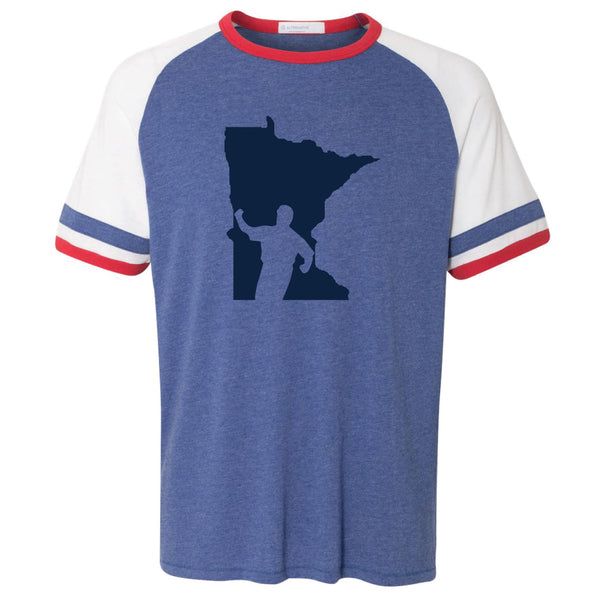 The Kirby Vintage Jersey Minnesota T-Shirt