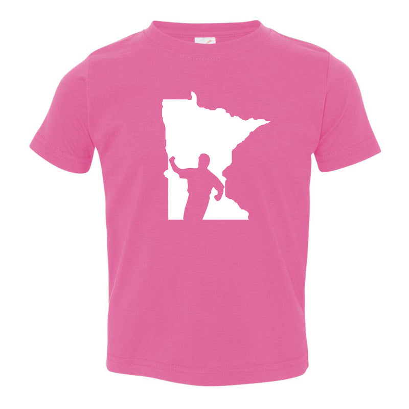 Kirby Minnesota Kids T-Shirt