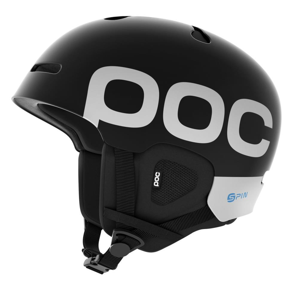 Auric Cut Backcountry SPIN SALE Helmets POC Uranium Black M/L