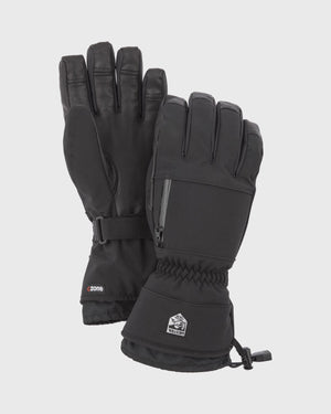 CZone Pointer - 5 finger Gloves Hestra Black 7