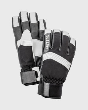Dexterity Softshell Glove Gloves Hestra Black/White 6