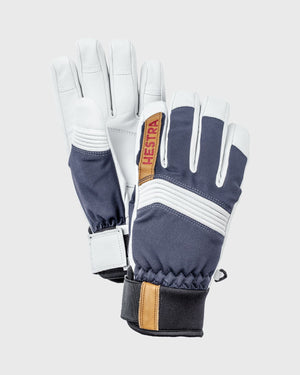 Dexterity Softshell Glove Gloves Hestra Navy/White 6