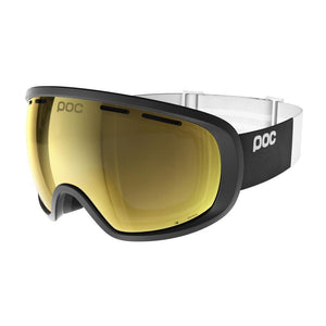 Fovea Clarity Jeremy Jones edition Ski Goggles POC Uranium Black/Spektris Gold OS