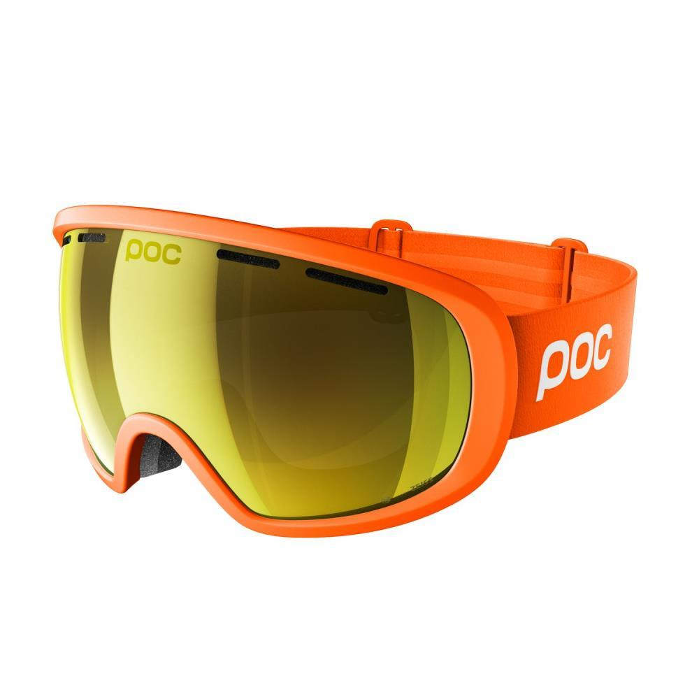 Fovea Clarity Originals Olympic ed. Ski Goggles POC Zink Orange OS