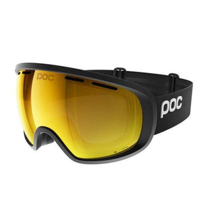 Fovea Clarity Ski Goggles POC Uranium Black/Spektris Orange OS