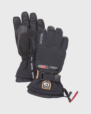 Hestra - All Mountain CZone Jr Glove Unclassified Hestra Black 3