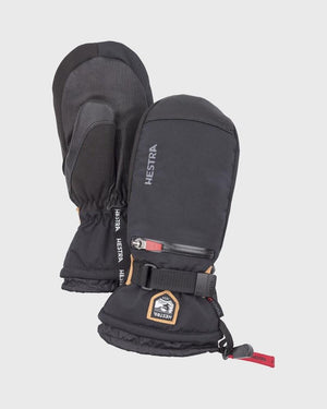 Hestra - All Mountain CZone Jr Mitten Unclassified Hestra Black 3