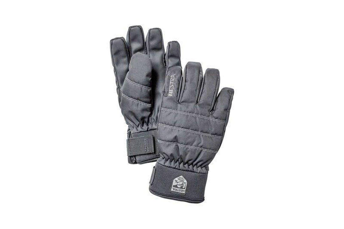 Junior Czone Primaloft Glove Gloves Hestra Black 5