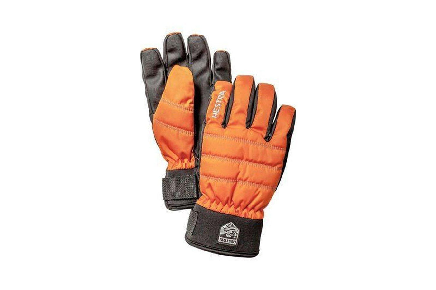 Junior Czone Primaloft Glove Gloves Hestra Orange 4
