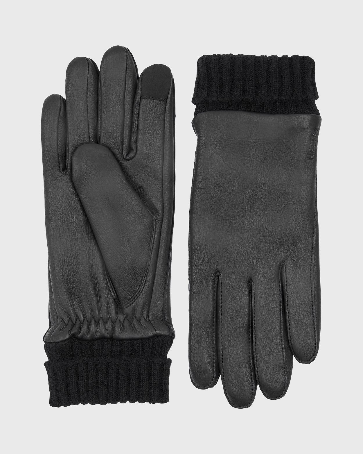 Liv Ladies Glove Gloves Hestra Black 6