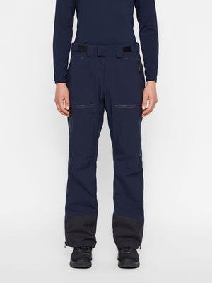 Men's Bute 3-Layer Ski Pants Ski Pants J.Lindeberg JL Navy M