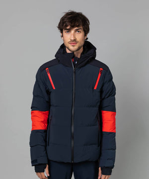 Men's Roger Ski Jacket Ski Jackets Toni Sailer Midnight S