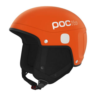 POCito Skull Light Helmets POC Fluorescent Orange XS/S