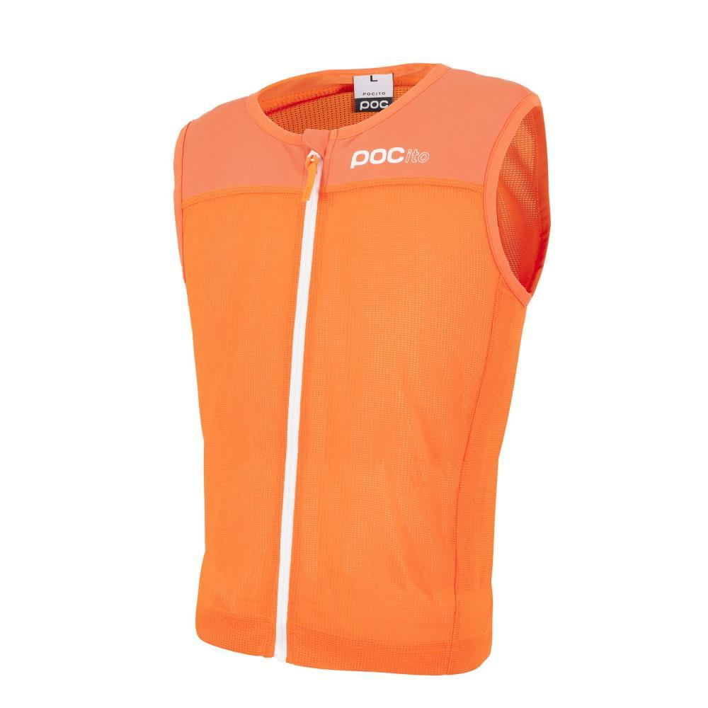 POCito VPD Spine Vest Armour POC Fluorescent Orange S