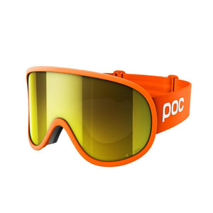 Retina Big Clarity Originals Olympic ed. Ski Goggles POC Zink Orange OS