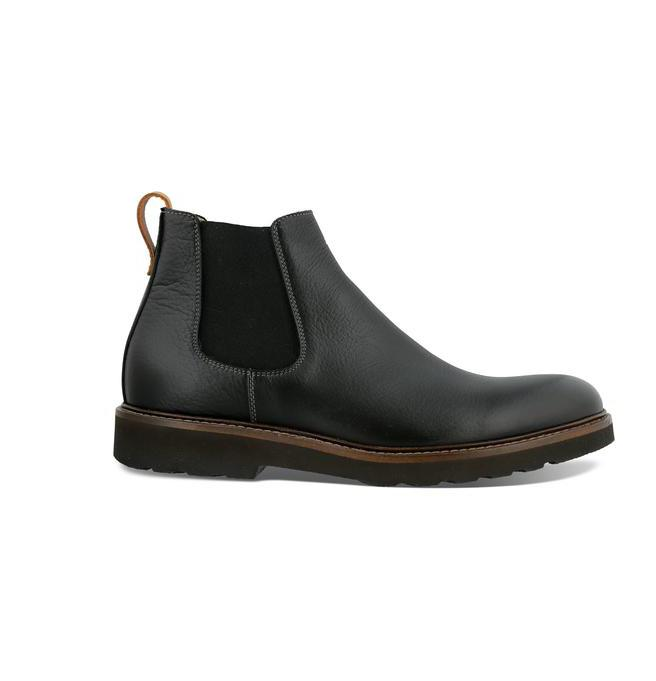 Skogas Leather Chelsea Boot footwear Kavat Black 40