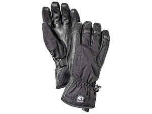 Softshell Gore-Tex short 5 finger Gloves Hestra Black/Black 8 - S