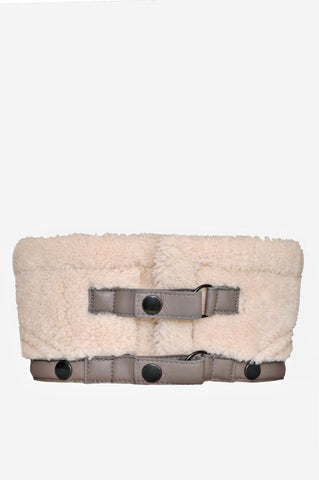 FliegerKragen Shearing Collar LC - Lambwool Finish - Snowsport