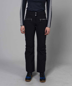 Women's Alla New Ski Pants Ski Pants Toni Sailer Black XS