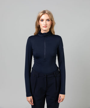 Women's Gemini III Base Layer Base Layers | Thermals Fusalp Dark Blue L
