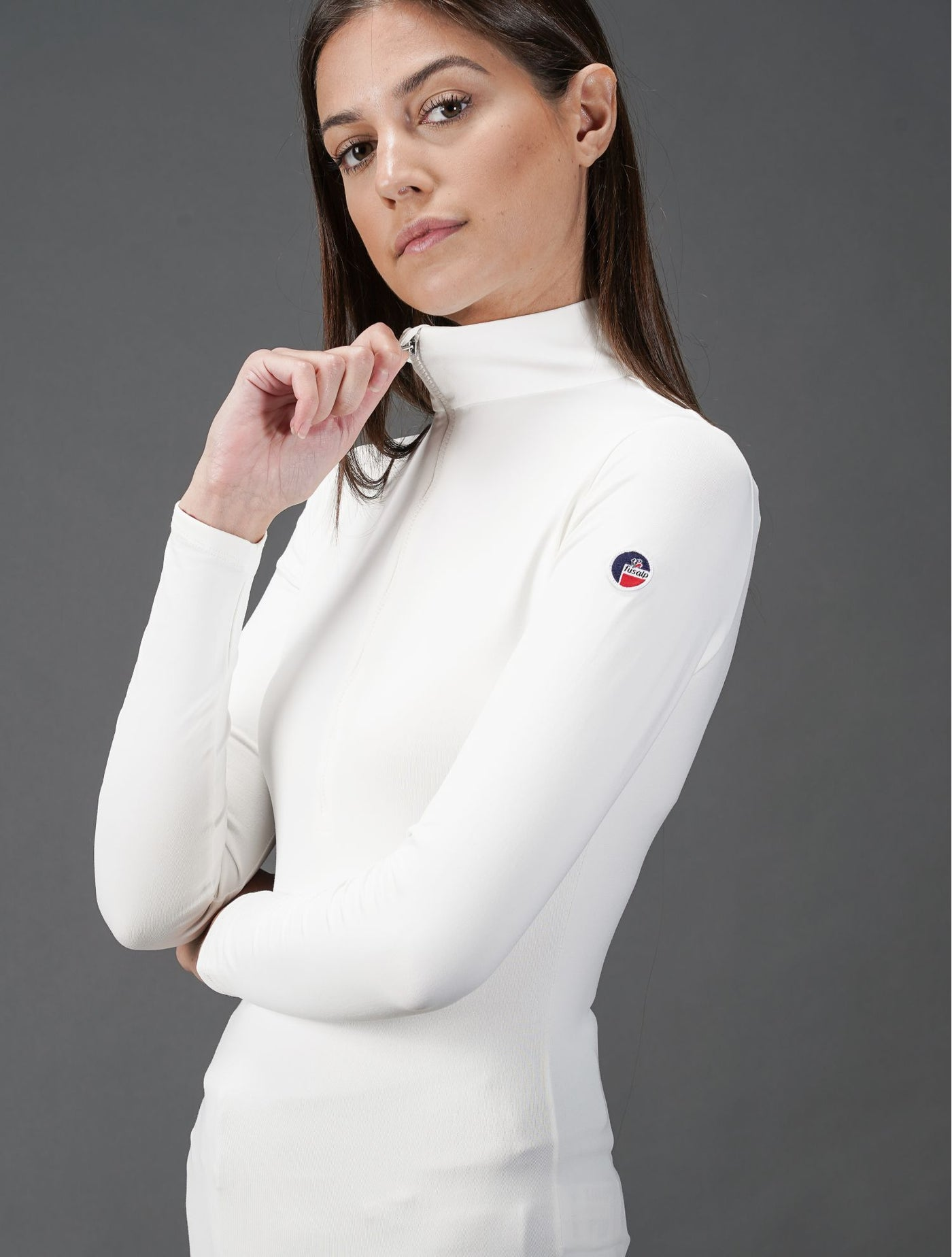 Women's Gemini III Base Layer Base Layers | Thermals Fusalp Off White XS