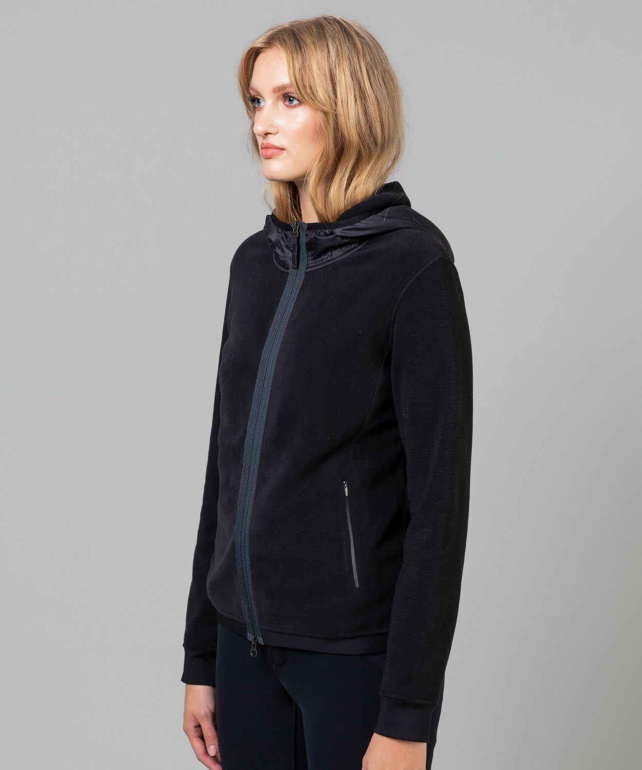 Women's Isla Multi Fleece Jacket Mid Layer Frauenschuh