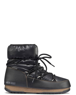 Women's Low Nylon WP Boots Footwear Moon Boots