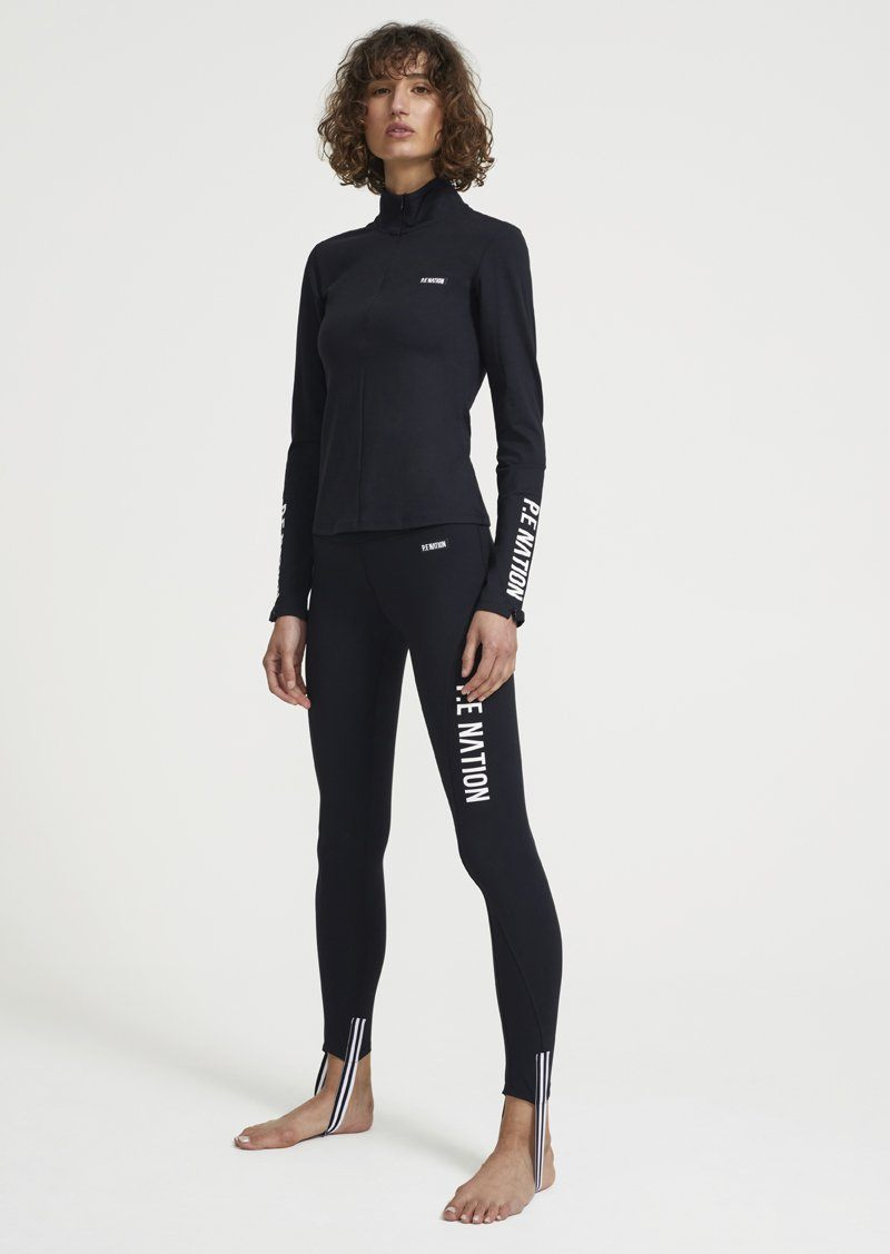 Women's Slalom Legging Unclassified P.E Nation