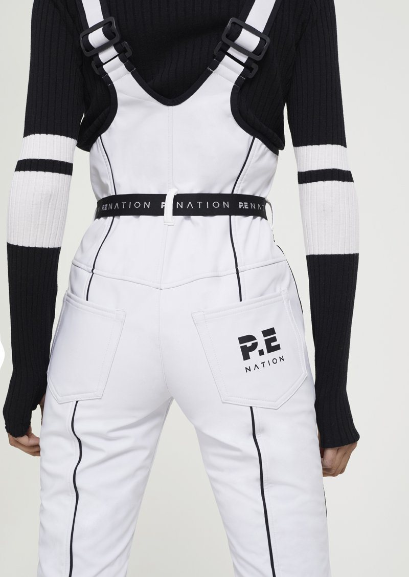 Women's Slalom Ski Jumpsuit Unclassified P.E Nation