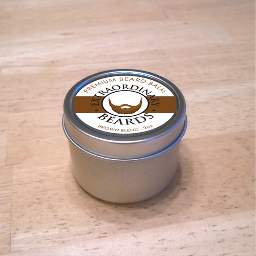 EB BROWN BLEND PREMIUM BEARD BALM