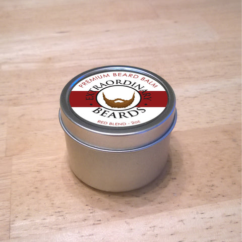 EB RED BLEND PREMIUM BEARD BALM