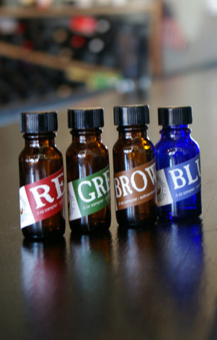 EB Premium Beard Oil Sampler Pack