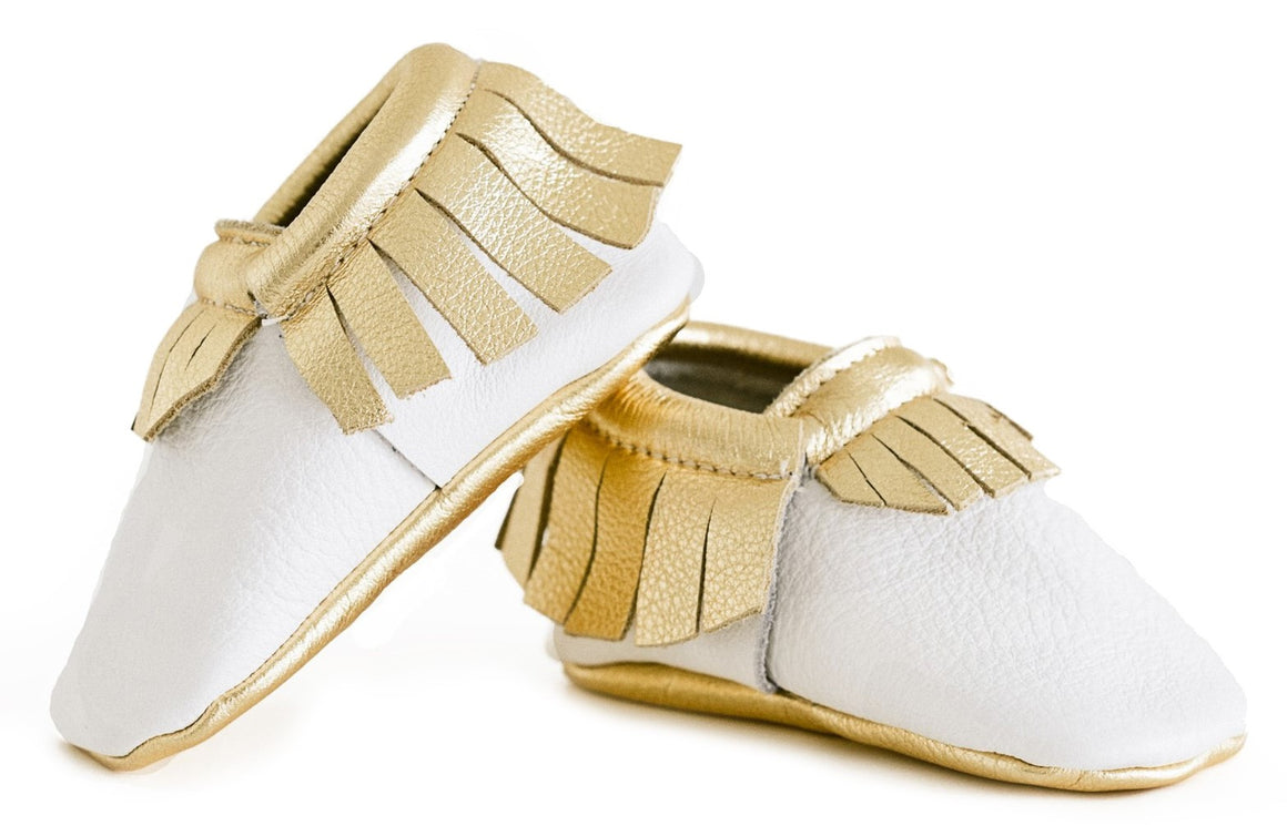 Goldie Mocc Classic Moccasins