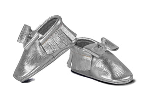 Silver Bow Moccasins