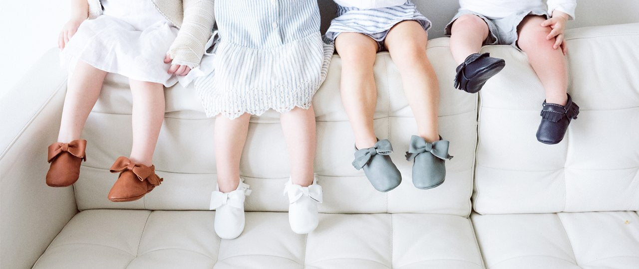 Premium Baby and Toddler Shoes | The Coral Pear