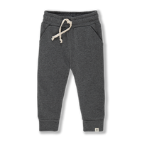Charcoal Skinny Joggers