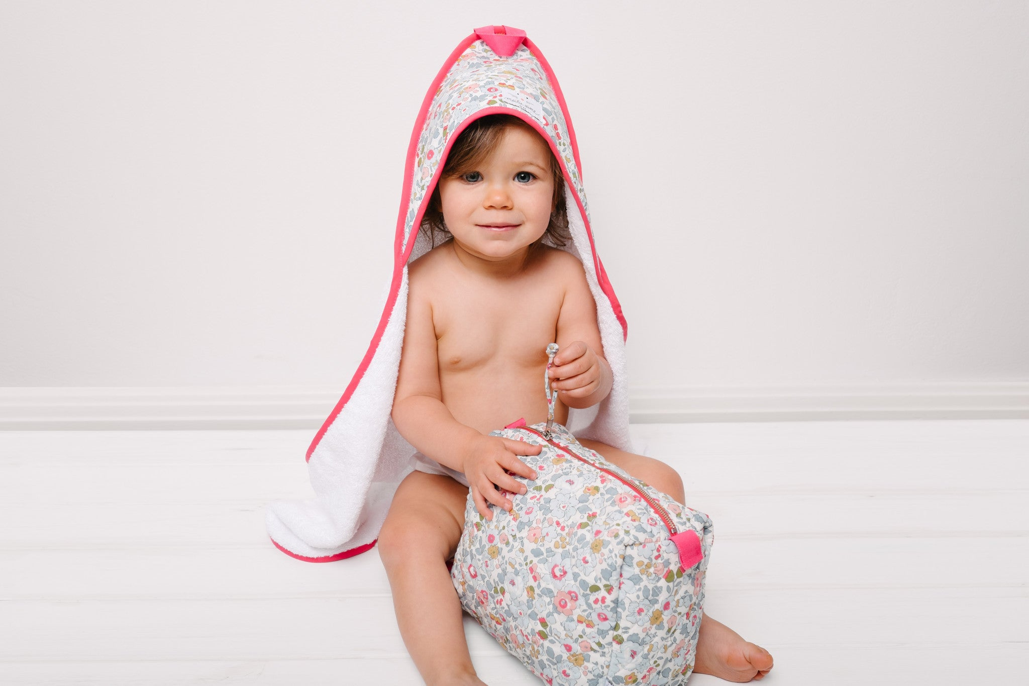 Liberty Hooded Towel