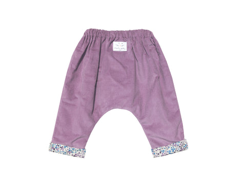 Noah Pants Purple