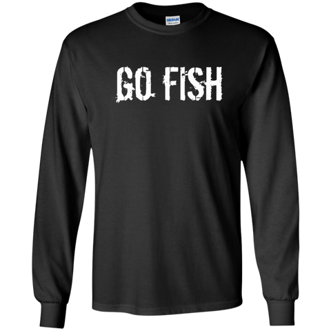 Go Fish Long Sleeve (dark)