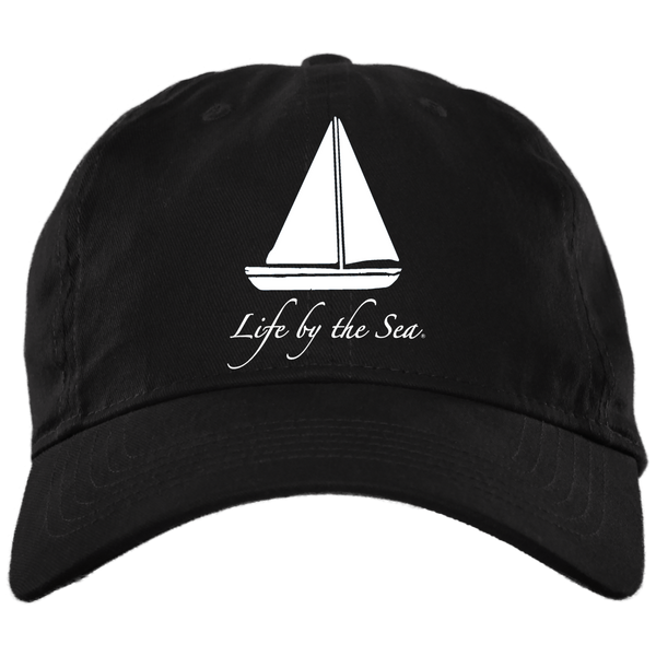 Traditional Sailing Hat (dark,white image)
