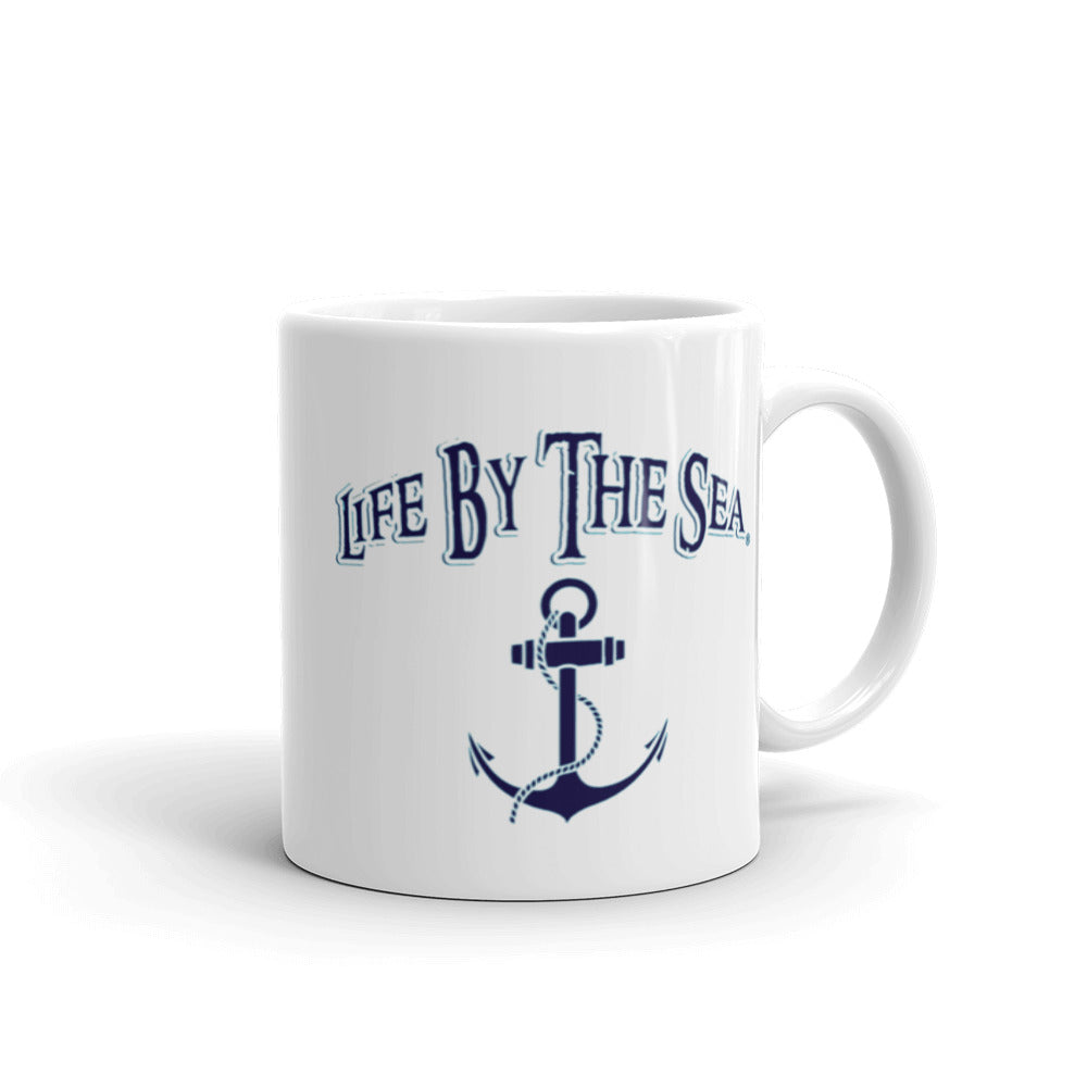 Anchor Theme Coffee Mug