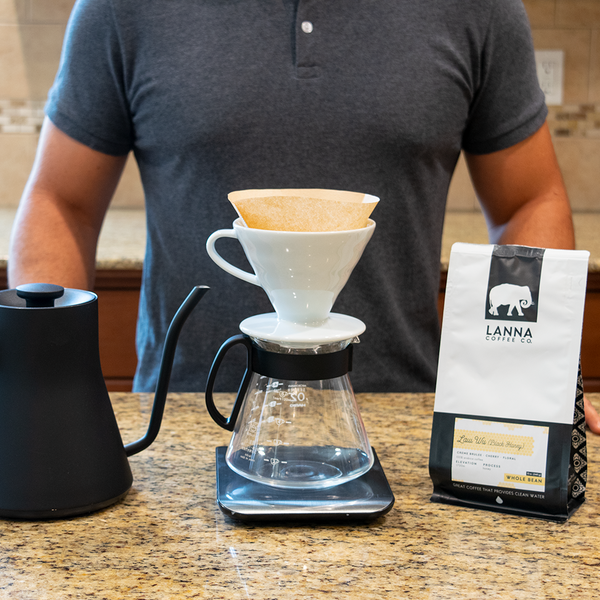 How to Brew with a Hario V60