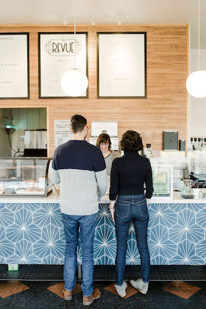 millennials and specialty coffee, coffee shop