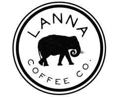 lanna coffee logo
