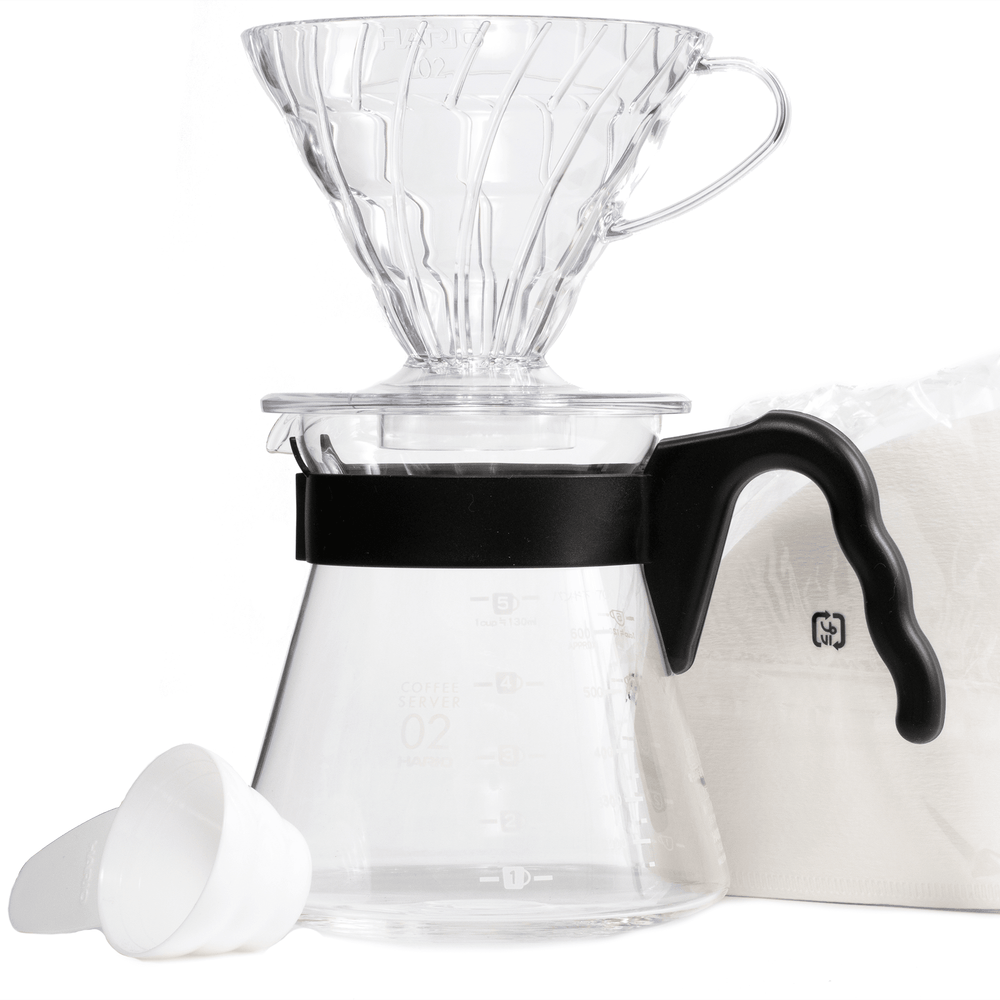 Lanna Coffee Co. Brewing Equipment Lanna Coffee Pour Over Starter Kit Bundle
