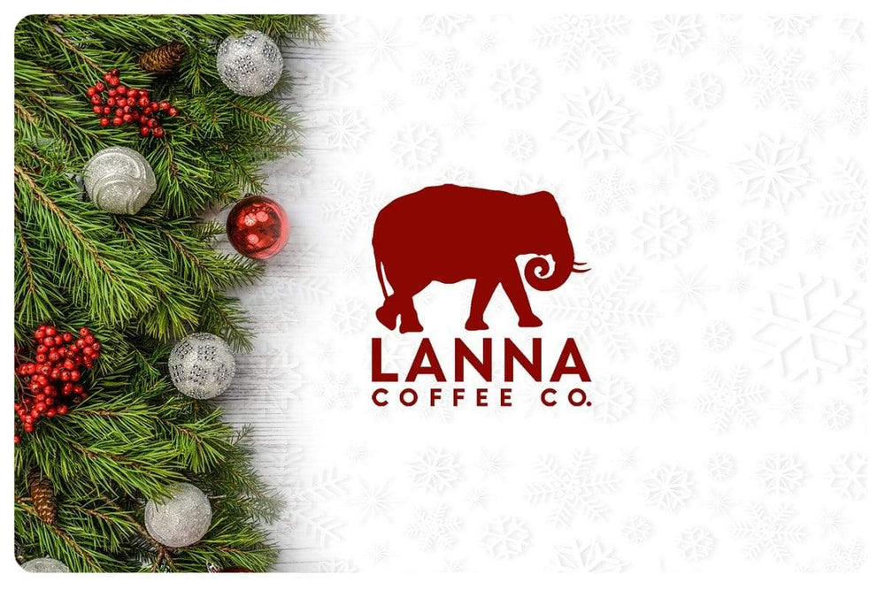 Lanna Coffee Co. Lanna Coffee Gift Card