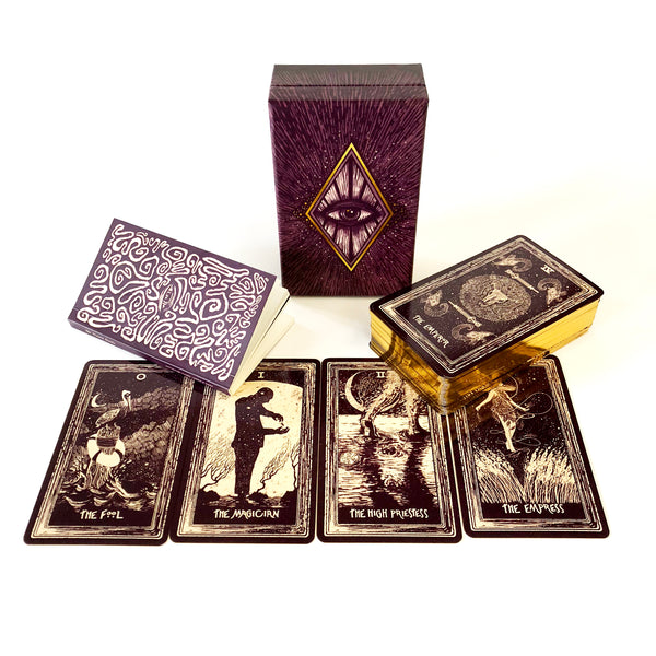 The Light Visions Tarot Deck (Second Edition)