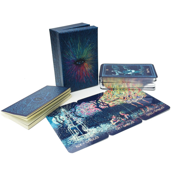 The Prisma Visions Tarot Deck (Third Edition)