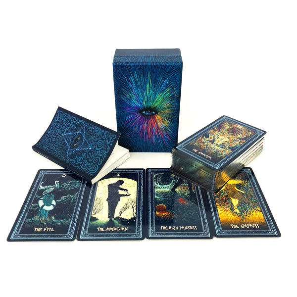 PRE-ORDER The Prisma Visions Tarot Deck (Fourth Edition)